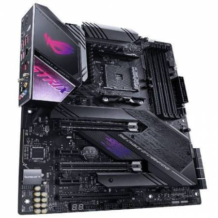 PLACA ROG STRIX X570 E GAMING ASUS