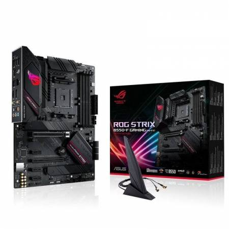 PLACA ASUS ROG STRIX B450 I GAMING