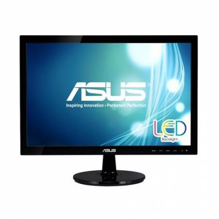 "MONITOR ASUS 18.5"" VS197DE - REAC"
