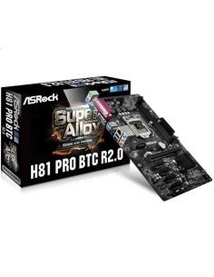 PLACA ASROCK H81 PRO BTC R2.0 LGA1150 - REAC