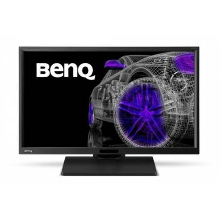 "MONITOR BENQ BL2420PT 23.8"" Black 2K Ultra HD - REAC"